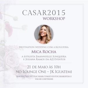 Destination Wedding por Mica Rocha