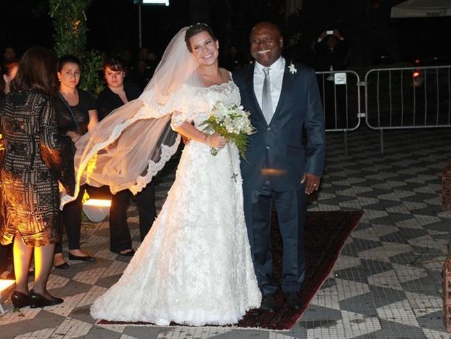 Homenagem póstuma no casamento | Pai no noivo | Foto Celso Tavares/EGO