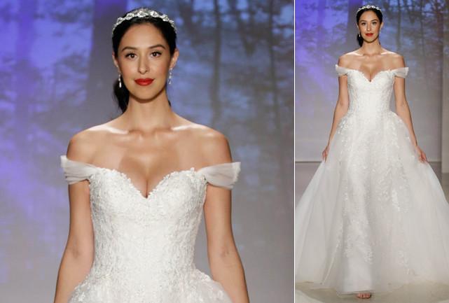 disneys-fairy-tale-weddings-and-honeymoons-alfred-angelo-a-branca-de-neve-prontaparaosim