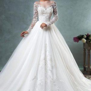 60 Vestidos De Noiva De Manga Longa Para Casamentos No Inverno