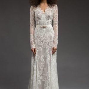 Vestidos de noiva de manga longa, site Pronta Para o Sim.